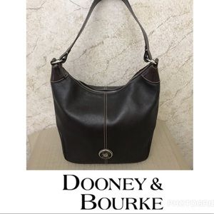 Dooney  And Bourke Brown leather Bag